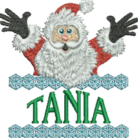 Surprise Santa - Girl Names Collection