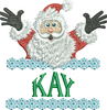 Surprise Santa Name - Kay