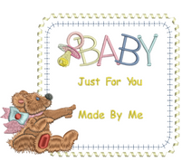 Baby Quilt Labels