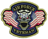 US Air Force Veteran Patch
