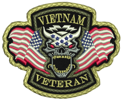 Vietnam Veteran Patch
