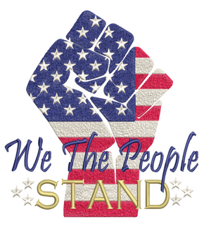 WE THE PEOPLE 5X7