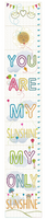You Are My Sunshine Growth Chart