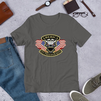 Let Freedom Ring Tee