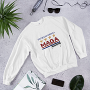 MAGA With Signature Sweatshirt