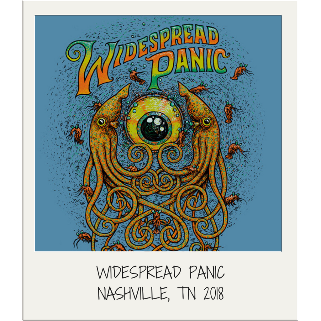 Top Takeaways from Widespread Panic in Nashville!
