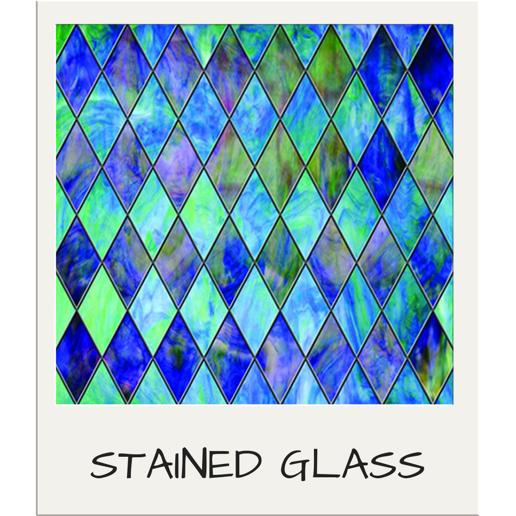 Take a Look Through Our Stained Glass!
