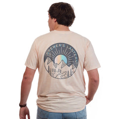 Mountain Music Record T-Shirt | Brewer's Lantern