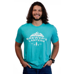 Traveler's Mountain T-Shirt | Brewer's Lantern