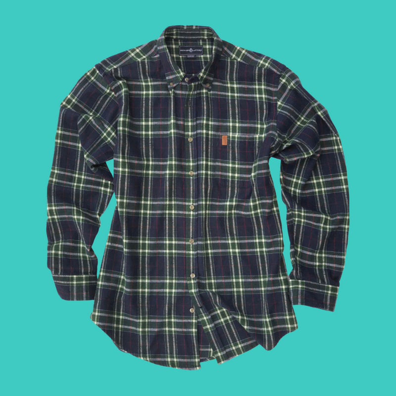 Tukabatchee Plaid Flannel