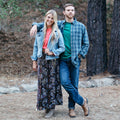 Faulkton Plaid Button Down - Highlands Green