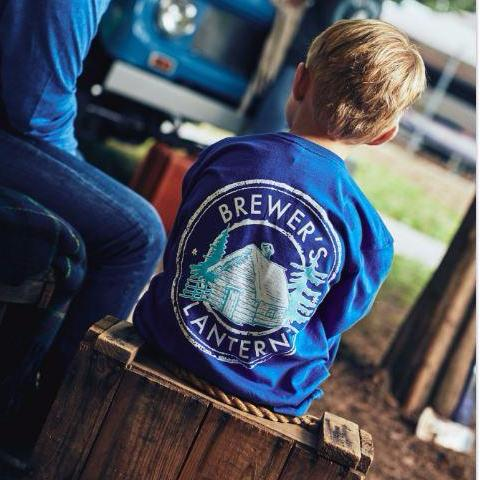 Youth Brewer's Cabin Long Sleeve T-Shirt