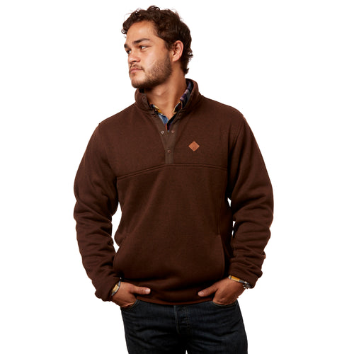 Masse Pullover  - Pinecone