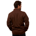 Massey Pullover Pincone color - back
