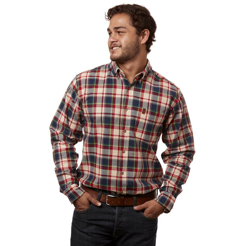 Plaid flannel Aberdeen
