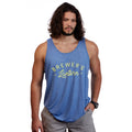 Heritage Logo Tank Top - Blue Ridge