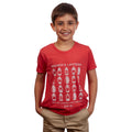 Youth Arthur's Collection Short Sleeve T-Shirt - Red Lantern