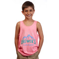Youth Bright Mountain Tank Top