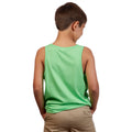 Youth Landscape Lantern Tank Top - Lime Green