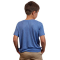 Youth Mountain Tunes Short Sleeve T-Shirt - Blue Ridge