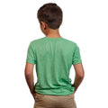 Youth Mountain Tunes Short Sleeve T-Shirt - Grass Green