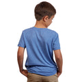 Youth Seek Your Heritage Short Sleeve T-Shirt - Blue Ridge