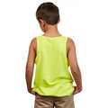 Youth Travel Treasure Tank Top - Banana Yellow
