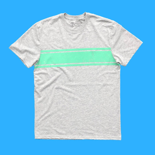 STRIPED TEE Short Sleeve T-Shirt