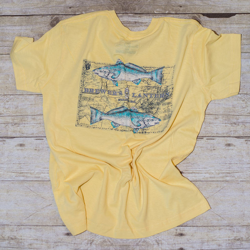 Youth Summer Fishin SS T Shirt