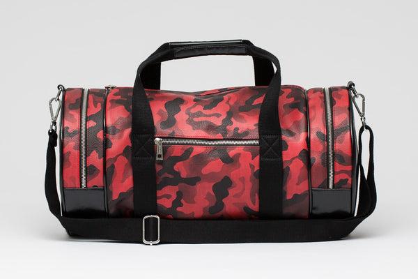 WHYRAL - Forces Bag - Red Camo