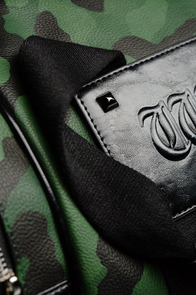 WHYRAL - Forces Bag - Green camo