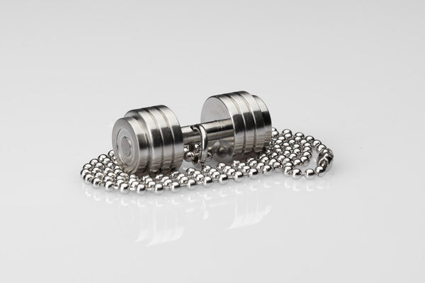 WHYRAL - Dumbbell chain I - Silver