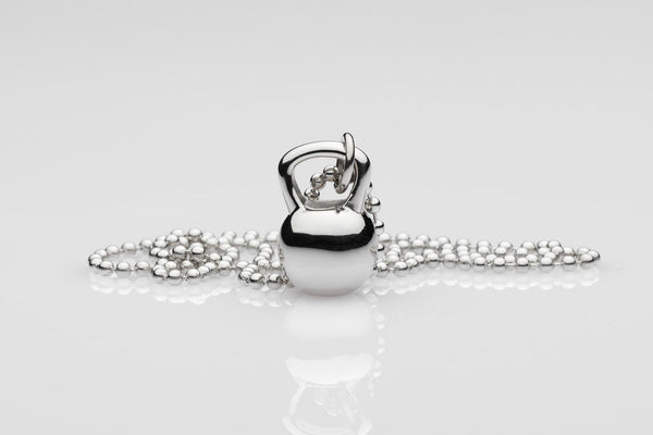 WHYRAL - Kettlebell chain - Silver
