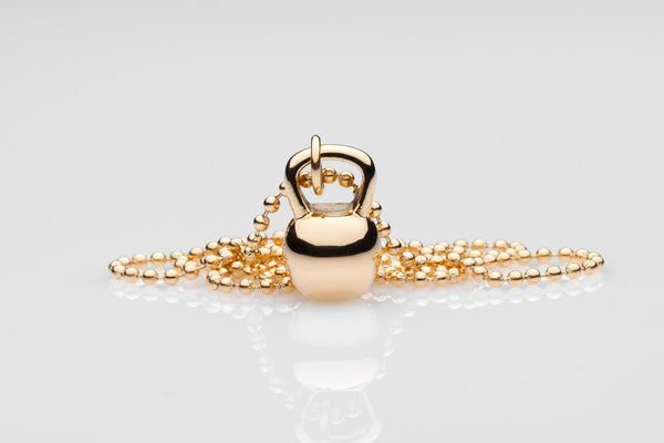WHYRAL - Kettlebell chain - Gold