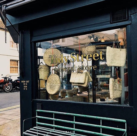 New Stockist: Tidy Street General Store, Brighton