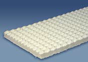 PVC 100 White Roughtop x FS Oil Resistant