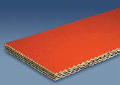 3 Ply Red Silicone-Covered HSW