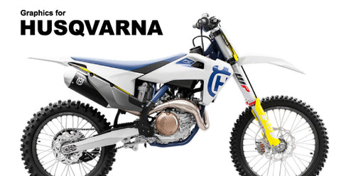 Husqvarna Semi-Custom Graphics