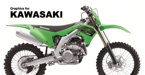 Kawasaki Semi-Custom Graphics