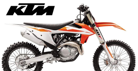 KTM Shroud Graphics