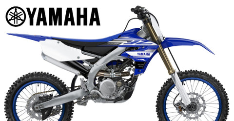 Yamaha Shroud Graphics