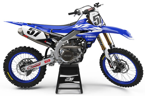 Yamaha MX26 Graphic Kit
