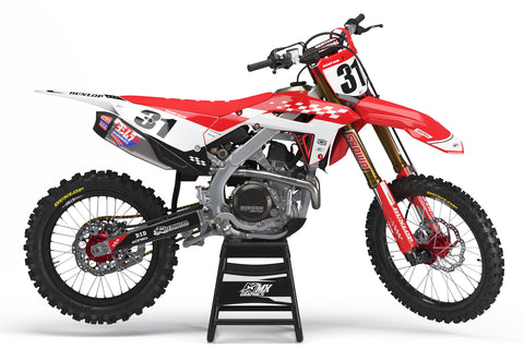 MX14 Graphic Kit for Honda's