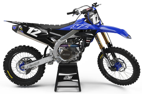 Yamaha MX27 Graphic Kit