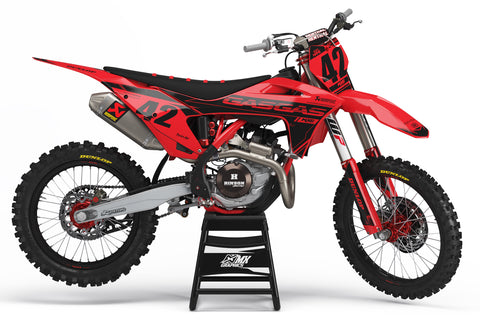 Gas Gas MX3 Series Graphic Kit