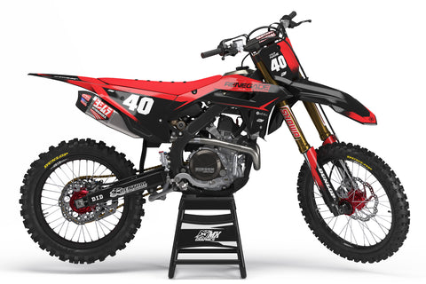 MX28 Graphic Kit for Honda's