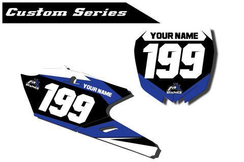 Yamaha Custom Series Backgrounds