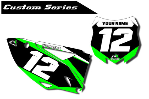 Kawasaki Custom Series Backgrounds