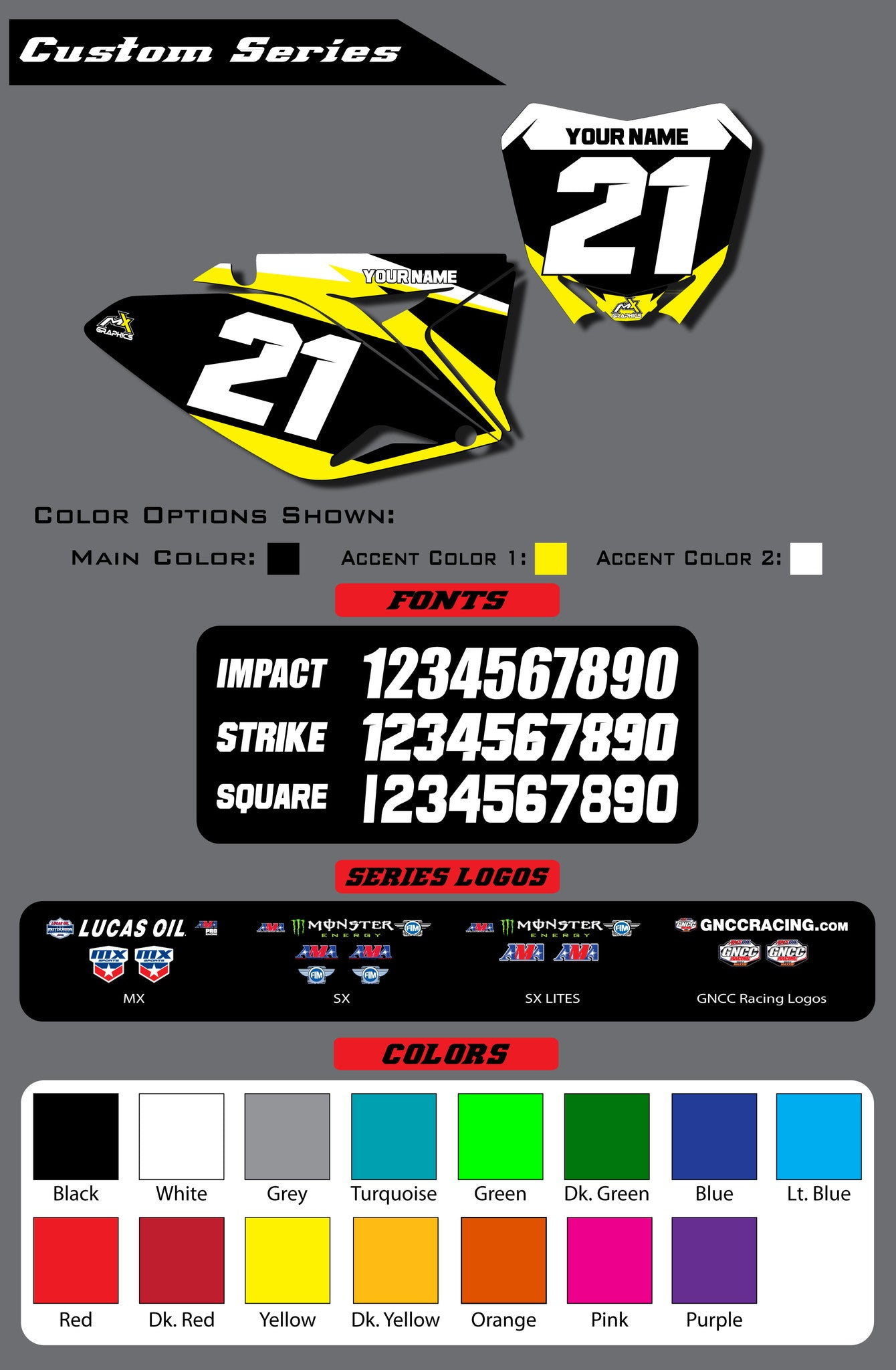 Suzuki Custom Series Backgrounds