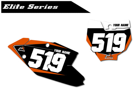 KTM Elite Series Backgrounds